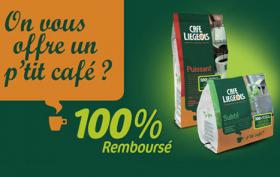 Café Liégeois 100% remboursé!
