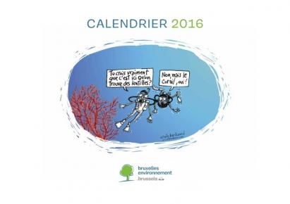 Commandez GRATUITEMENT votre calendrier 2016 !