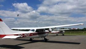 Gagner des leçons de pilotage d'avion !