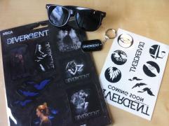 Gagnez des goodies Divergent : magnets, lunettes de soleil…