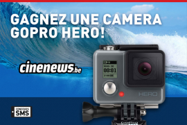 Une caméra GoPro Hero à gagner !