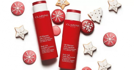 En jeu : 1 pack anti-cellulite Clarins