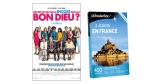 Gagnez 5 Wonderbox «3 jours en France» avec Proximus TV