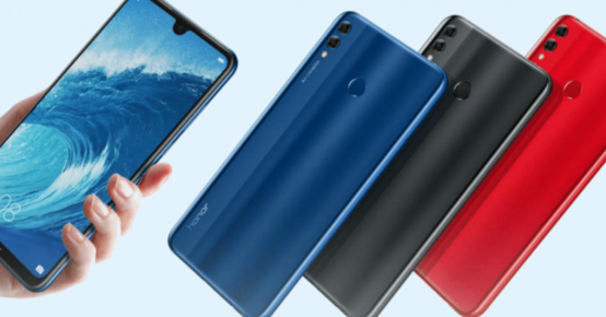Smartphones Huawei Honor 8X à gagner !