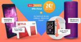 En jeu : 1 smartphone Android, 1 Apple Watch série 4 et+