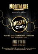 2 entrées gratuites pour le Nosta B-Club