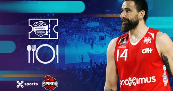 Gagnez vos tickets VIP pour un match des play-offs du Spirou Basket