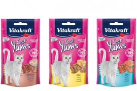 Vitakraft vous offre un paquet surprise pour votre animal de compagnie !
