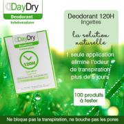 Beauté Test : déodorant Biologique Naturel Efficace Sans Aluminium