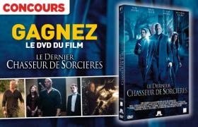 Remportez le DVD du film «Le Dernier Chasseur de Sorcières»