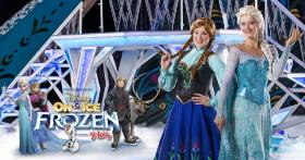 Remportez deux tickets pour le spectacle Disney on Ice