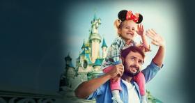 A remporter : des séjours + des accès aux parcs Disneyland Paris