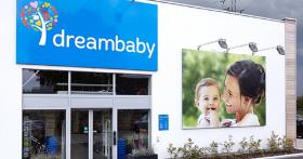 Remportez 15 cartes cadeaux DreamBaby de 500€