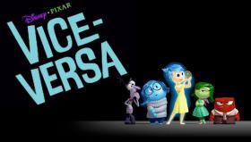 30 DVD Disney PIXAR Vice-Versa GRATUITS