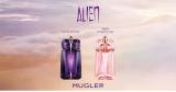 Échantillons gratuits des parfums Alien et Alien Flora Futura de Mugler