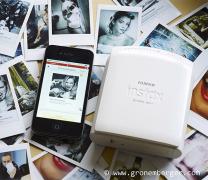 Gagnez une Instax Share pour réaliser vos tirages photos !