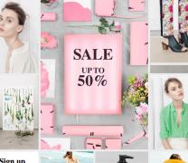 Les soldes jusqu'à 50% chez la marque chic suédoise &Other Stories !