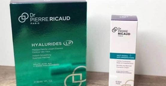 Testez la crème correctrice de Dr Pierre Ricaud