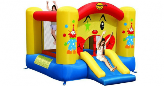 A gagner : location gratuite d'un château gonflable