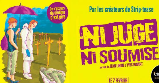 """En jeu : 5 DVDs de """"Ni juge ni soumise"""""""