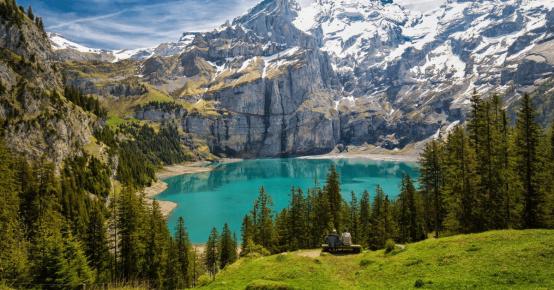 1 road trip de 8 nuits en Suisse à gagner !