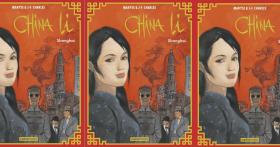 10 BD de China Li à remporter !