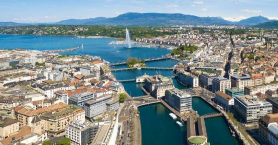 En jeu : 1 week-end de luxe pour 2 à Genève