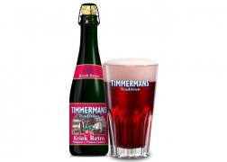 5 bouteilles Timmermans Kriek Retro à gagner