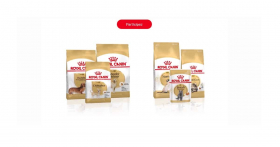 1 an d'aliments Royal Canin Breed Nutrition à gagner
