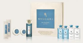 En jeu: coffret «Thé Bleu» Bulgari, portefeuille cuir Ulysse Nardin et+