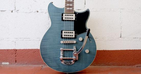 Gagnez une guitare électrique Yamaha Revstar de 1'100€
