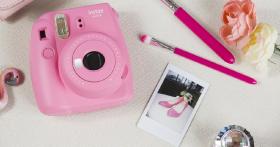 En jeu: 4 appareils photo Instax Mini, enceintes bluetooth et+