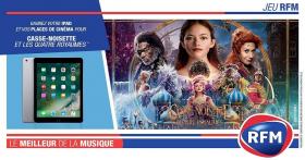 En jeu: iPad et tickets pour le film «Casse-Noisette»