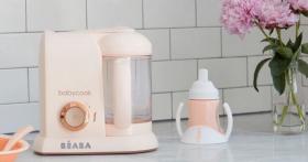 Gagnez un robot cuiseur BabyCook Solo Pink