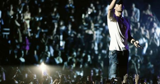 3 tickets duo pour le concert d'Enrique Iglesias offerts