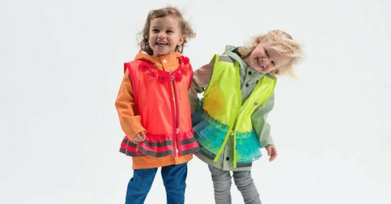 A remporter : 10 vestes Gofluo pour enfants et adultes