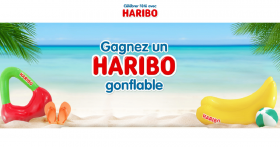 1480 matelas gonflables Haribo à gagner