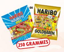Kruidvat : sachets de bonbons Haribo gratuits