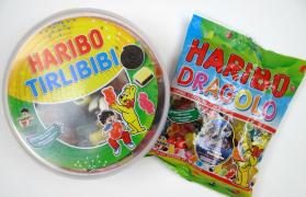 Gagnez 1 lot de + d'1 kilo de bonbons Haribo