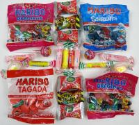 Gagnez une box de bonbons Haribo, Carambar…