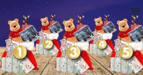 5 hottes de cadeaux ShopDisney de 100€ à remporter