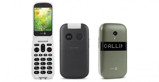 5 téléphones mobiles Doro 6050 offerts