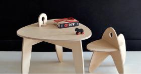 1 table et 1 chaise pour enfant à remporter