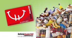 Gagnez 100€ de courses chez Intermarché !