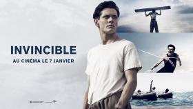 Remportez 2 DVD du film Invincible avec Cinérama