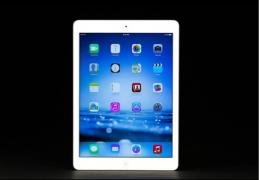 Gagnez un iPad Air d'une valeur de 479 € !