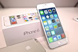 Gagnez un iPhone 6 d'une valeur de 629 € !