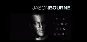Vos places pour l'avant première de JASON BOURNE  gratuites avec Classic 21
