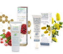 Échantillon gratuit des soins de visage Plante System