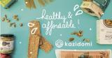En jeu: un abonnement + un pack découverte Kazidomi